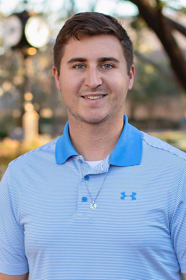 McNeese Admissions Counselor Haden Cooley