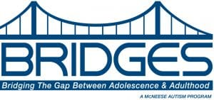 McNeese Autism Program Bridges Logo