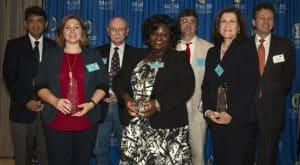 2017 McNeese 2017 Pinnacle Award Winners