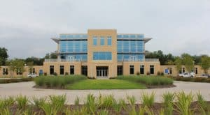Front view of SEED Center