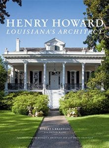 "A house on the cover of ""Henry Howard, Louisiana' Architect"" by Jessica Dorman"