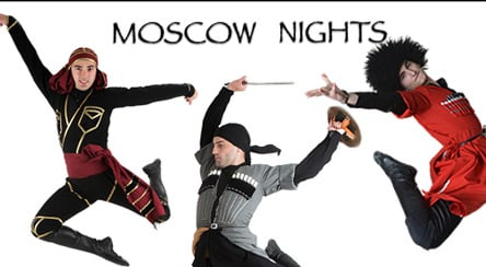 Dancers of Moscow Nights