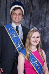 Mr. McNeese Thaddeus Richard and Miss McNeese Rachel Zachary