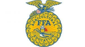 Medalion logo of the Future Farmers of America Organization