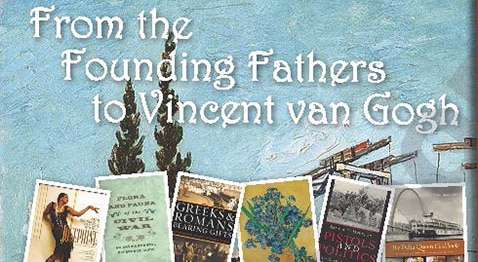 """""""From the Founding Fathers to Vincent van Gogh"""" is the theme of the spring 2019 SAGE series"""