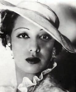 French-American performer and activist, Josephine Baker.