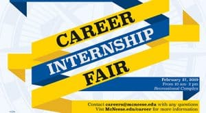 Career Fair 2019 Promotional Poster