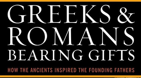 Greeks and Roman book cover