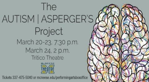 Autism Asperger's Project Poster