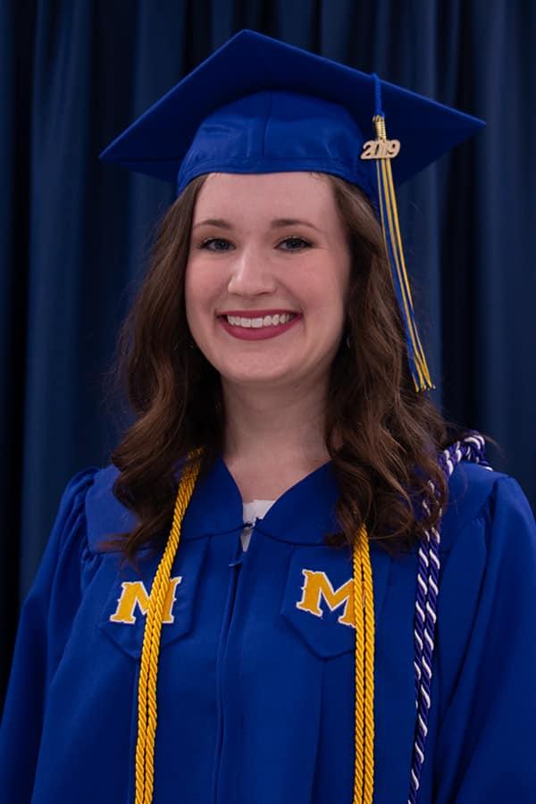 McNeese graduate Alexandra Liles