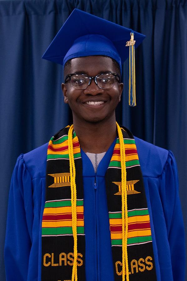 McNeese graduate Chukwuemeka Ike