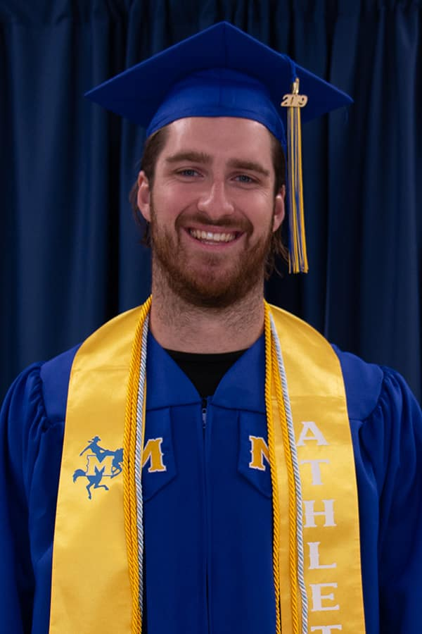 McNeese graduate Darko Radakovic