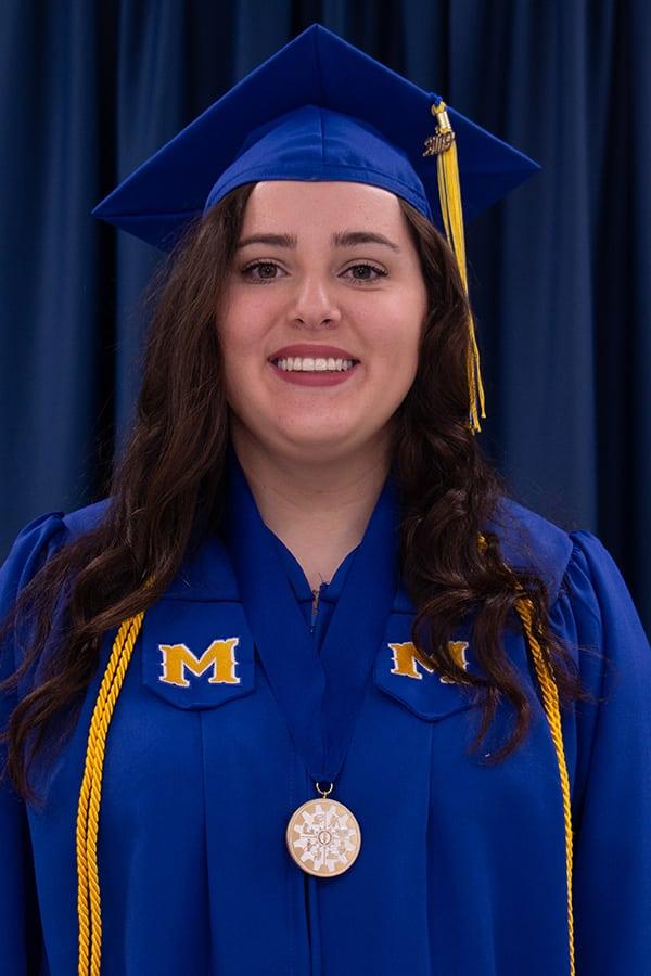 McNeese graduate Jennifer Doucet
