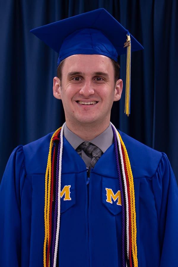 McNeese graduate Levi Leger