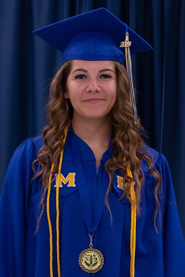 McNeese graduate Miah Longnion
