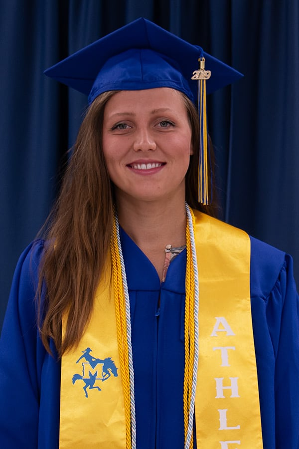 McNeese graduate Morgan Woods