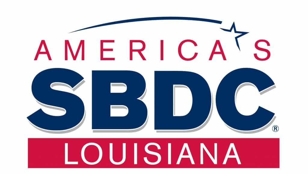 SBDC Louisiana logo