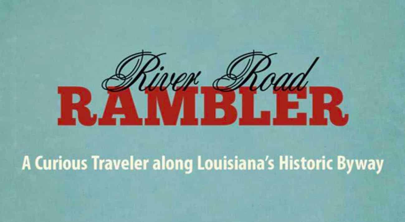 River Road Rambler book cover