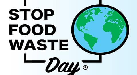 April 27 Stop Food Waste Day poster