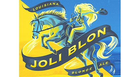 Joli Blon, the official McNeese beer will begin distribution on Sept. 17.