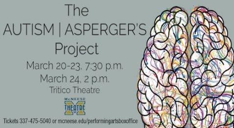 Autism Asperger's Project Poster