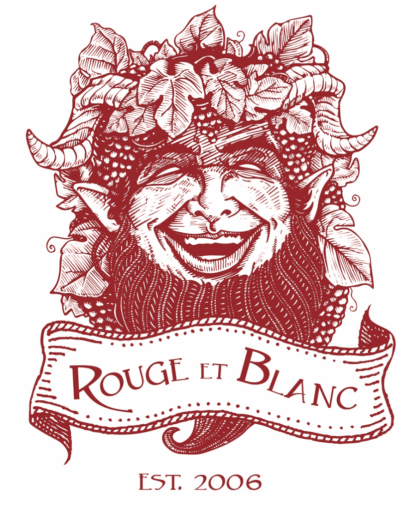 Rouge et Blanc poster