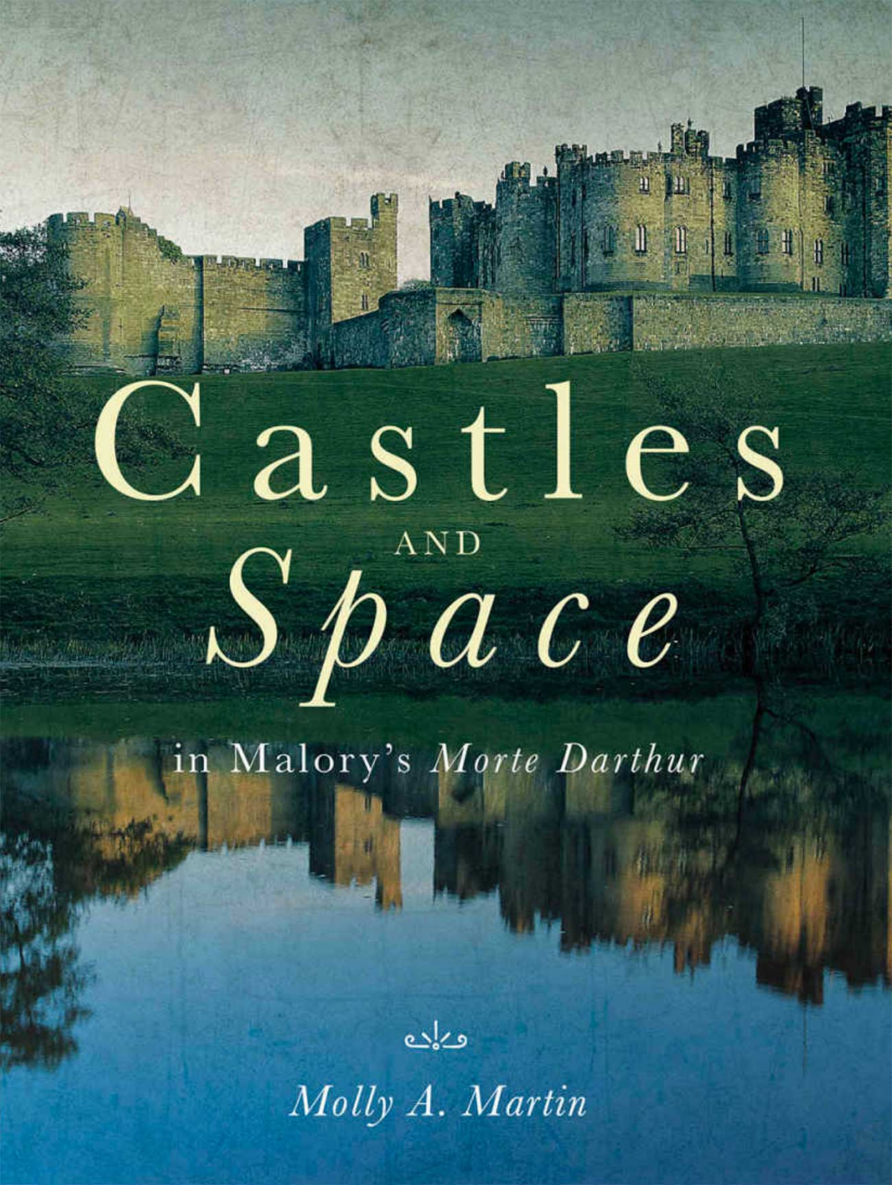 castles and Space book cover