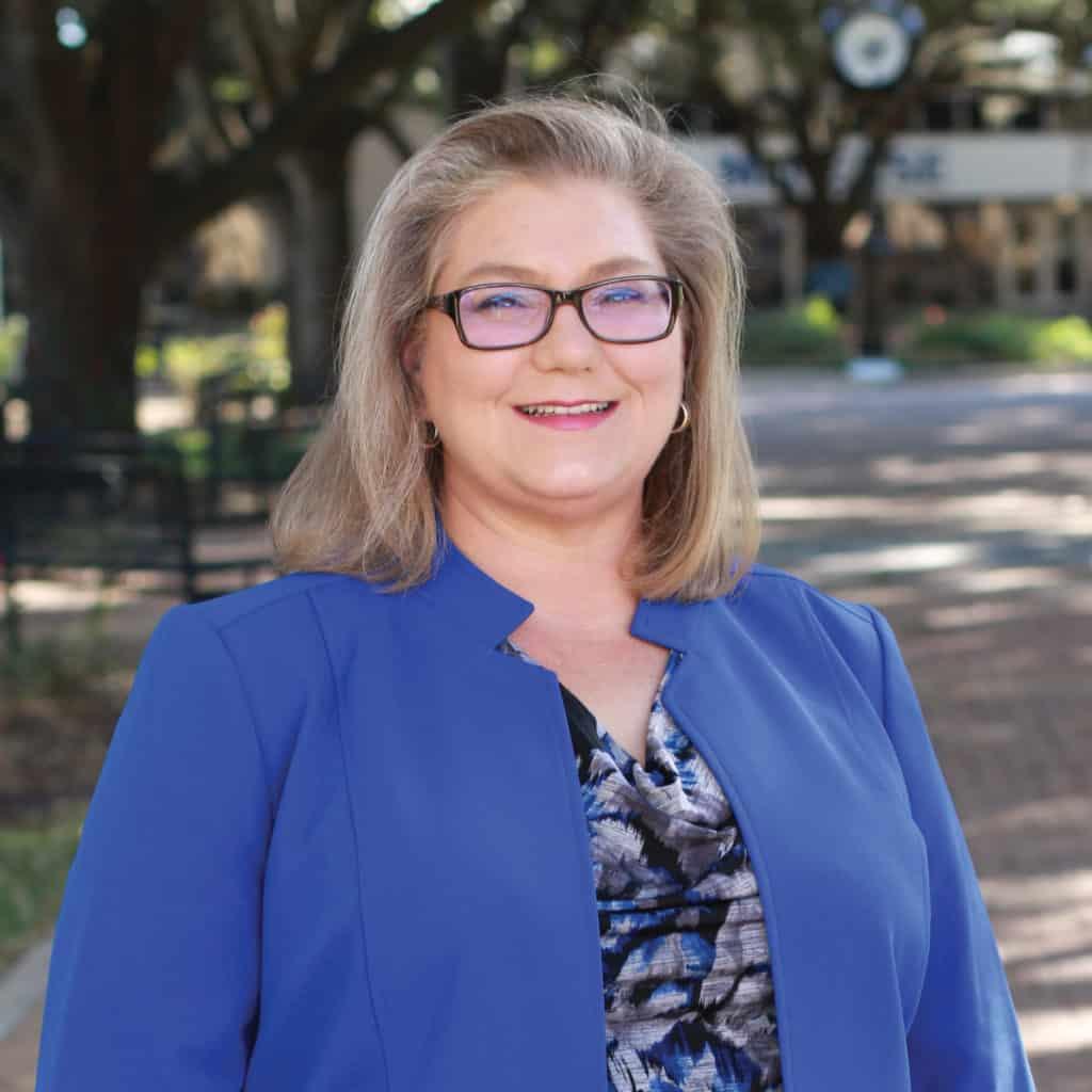 Kristin C. Scott, PhD, SHRM-CP, Faculty Advisor