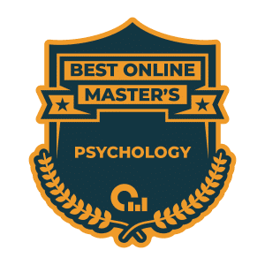 30 Best Online Master's in Psychology Seal
