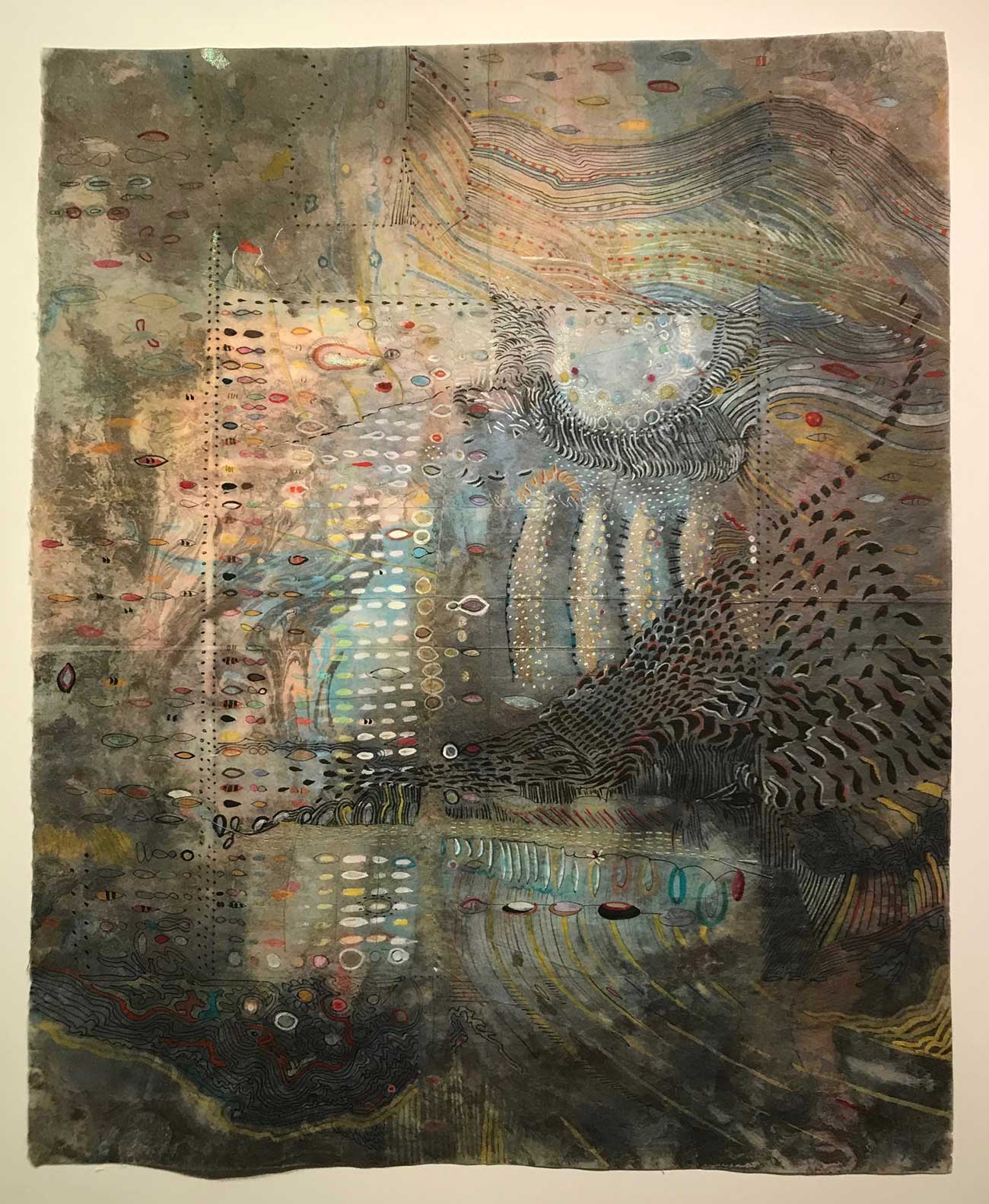 Works on Paper artwork
