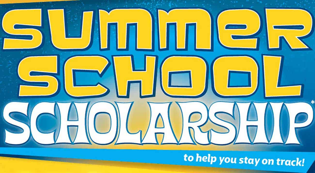 A poster design for a summer scholarship to McNeese