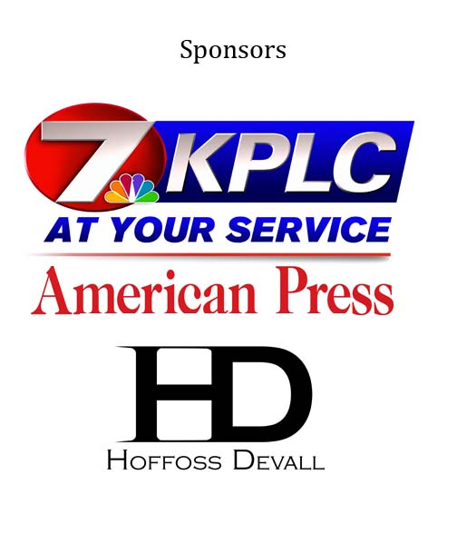mcneese leisure learning sponsorships (KPLC, The American Press, Hoffoss Devall, L.L.C.)