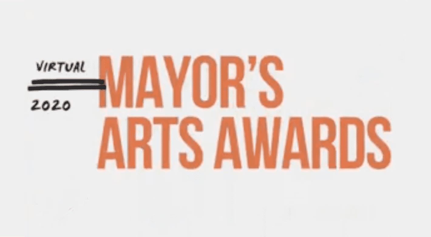 Mayor's Arts Awards Announcement