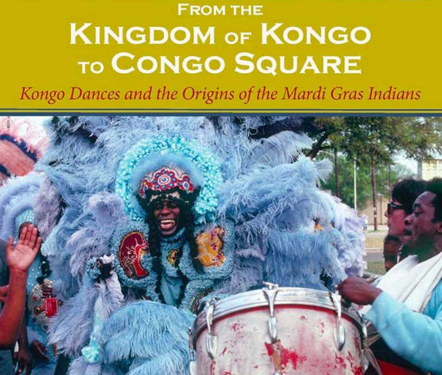 "SAGE Series Returns to McNeese with ""From the Kingdom of Kongo to Congo Square"" book cover"
