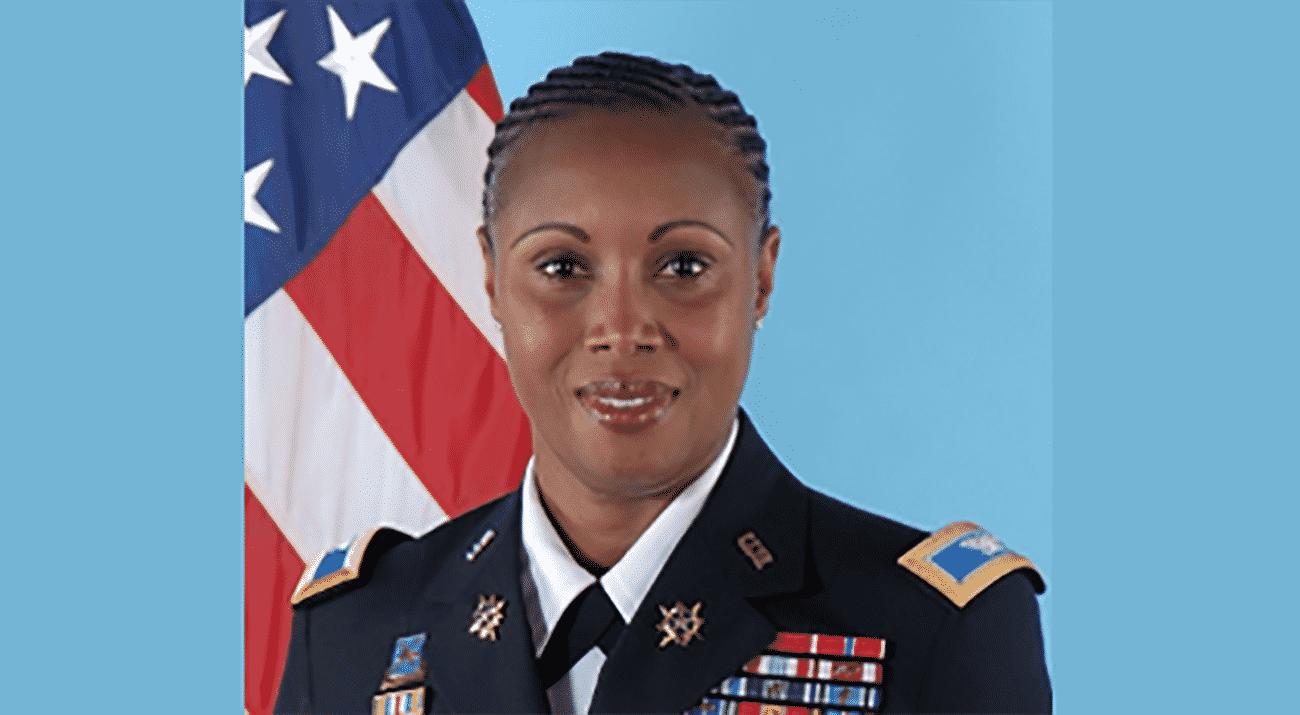 Retired U.S. Army Col. Dr. Cheryl Harris.