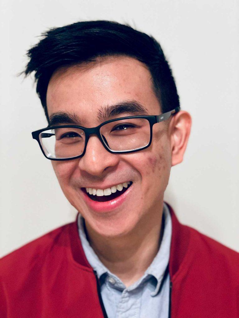 Eric Nguyen headshot
