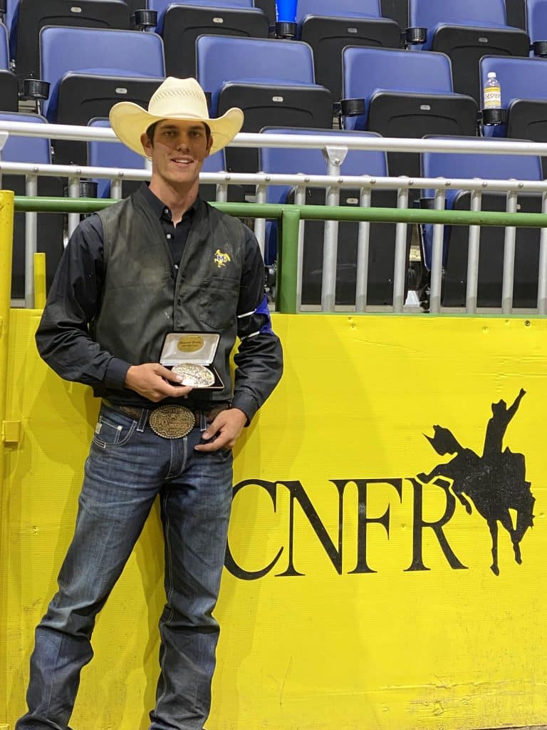 Cowboy Gavin Soileau