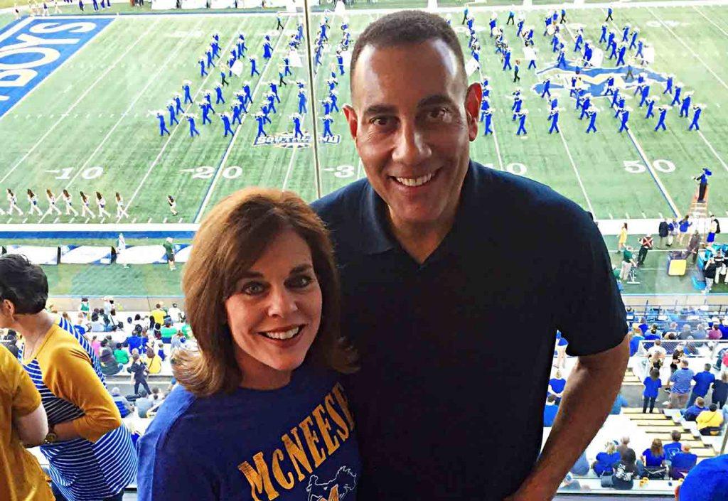 Marsa and Butch Alsandor